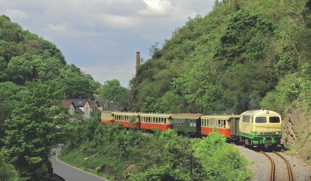 Vulkan-Express Brohltal